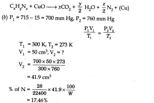 NCERT Solutions for Class 11th Chemistry Chapter 12 Organic Chemistry Some Basic Principles and Techniques LAQ Q2