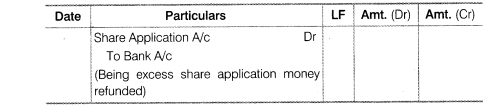 NCERT Solutions for Class 12 Accountancy Part II Chapter 1 Accounting for Share Capital LAQ Q4