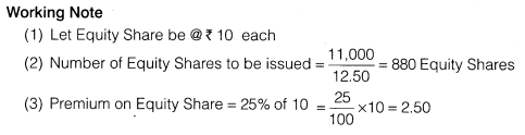 NCERT Solutions for Class 12 Accountancy Part II Chapter 2 Issue and Redemption of Debentures Do it Yourself VI Q4.3