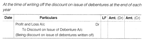 NCERT Solutions for Class 12 Accountancy Part II Chapter 2 Issue and Redemption of Debentures LAQ Q4.1